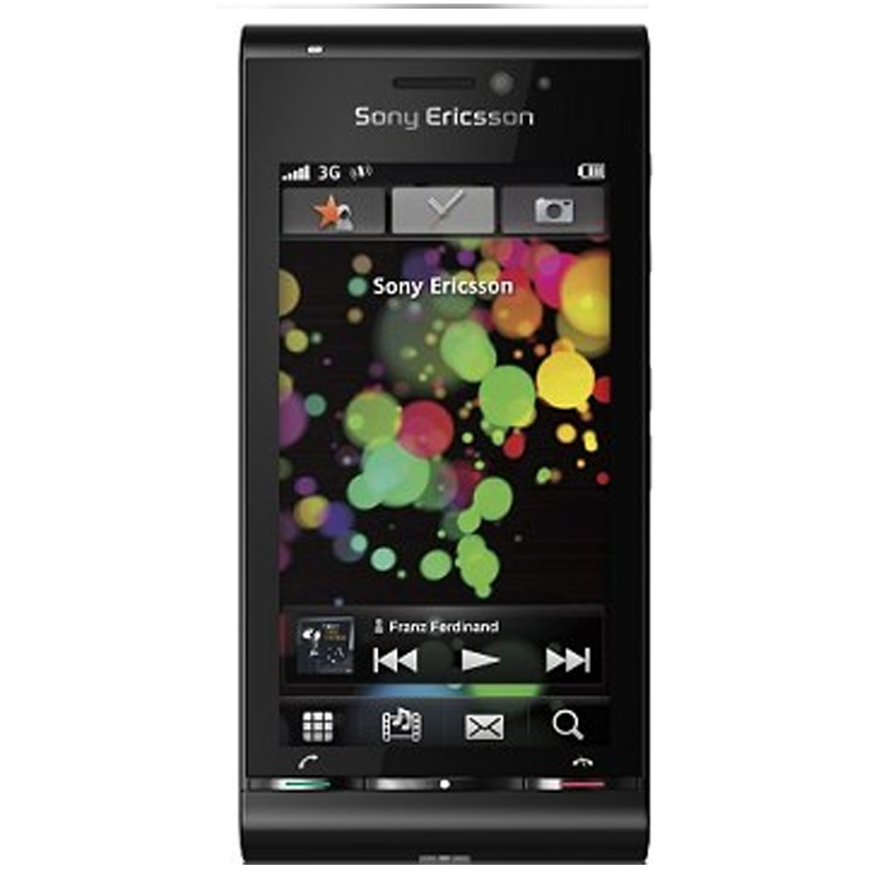 Sony Ericsson Satio Idou