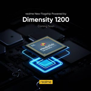 realme to launch smartphone equipped with MediaTek's Dimensity 1200 for 5G experience