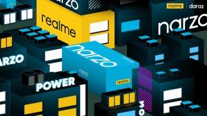 realme set to launch Narzo 30A with MediaTek Helio G85 processor