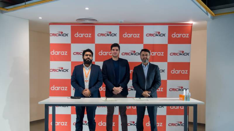 CricWick, Daraz partners to provide In-App Fantasy League for T20 World Cup 2021